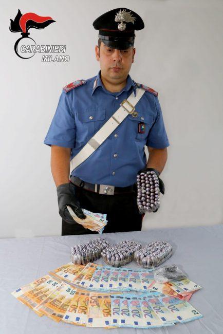droga arresto carabinieri