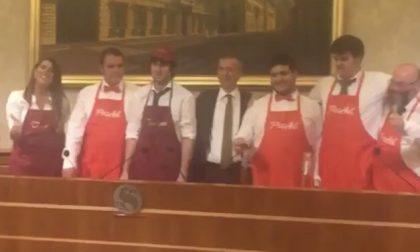 PizzAut in Senato, che emozione per i pizzaioli autistici