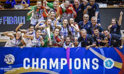 Europei 2019 la melzese Ilaria Panzera concede il bis d'oro