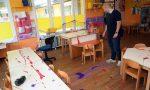 Atti vandalici alla scuola materna: il Comune si difende