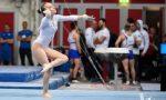 Clara Colombo, da Melzo agli Usa nel segno della ginnastica artistica