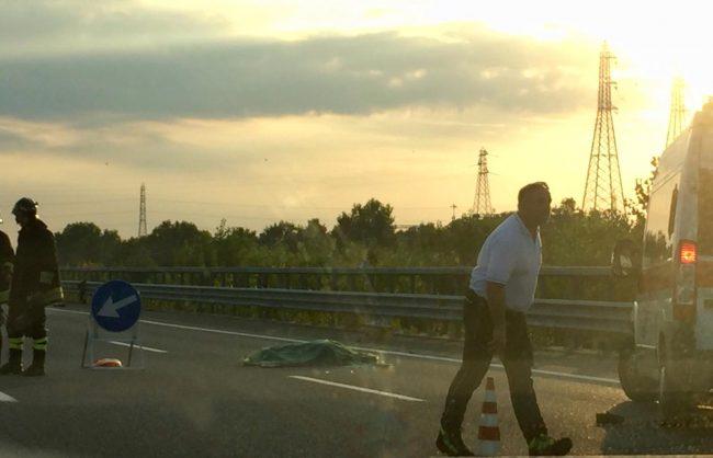 Tragedia in Brebemi una persona muore in uno schianto