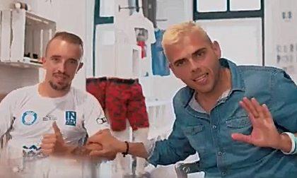 Insultato perché somiglia a Ribery dai leoni da tastiera, lui sfida tutti a calcio con gli Insuperabili