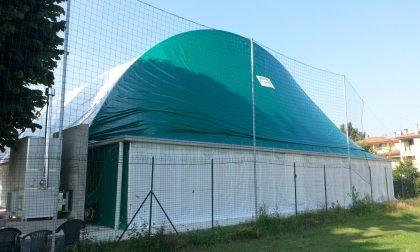 Nuova location per il tennis a Truccazzano