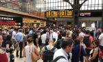 Grave guasto: linee ferroviarie in tilt, treni cancellati e forti ritardi
