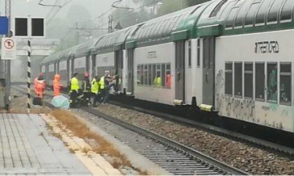 Donna travolta e uccisa dal treno, circolazione in tilt