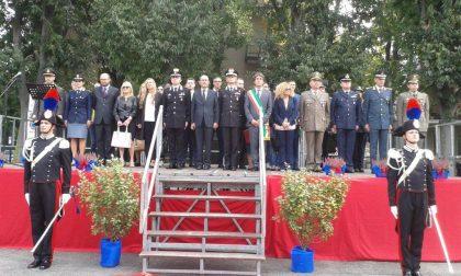 Intitolata al maresciallo Piantadosi la tenenza dei carabinieri di Cologno