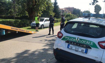 Maxi multa di quasi tremila euro a un automobilista
