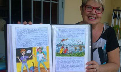 Nonna Lidia insegna i valori... con i fumetti