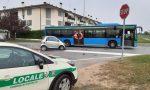 Scontro tra Smart e autobus a Pioltello, coinvolto un bimbo di 4 anni