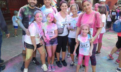 Aso Rainbow oltre 600 partecipanti a Cernusco