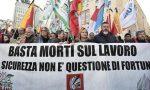 Morti sul lavoro aumentati del 61% in Lombardia