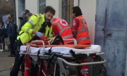Ragazzo travolto dal treno in stazione a Canegrate: è gravissimo