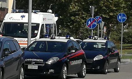 Evento violento a Cernusco arrivano i carabinieri