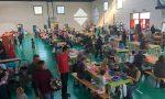 I mattoncini Lego invadono il centro sportivo di Cernusco