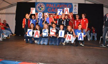 Pallavolo Cassina, 50 anni dalla fondazione FOTO