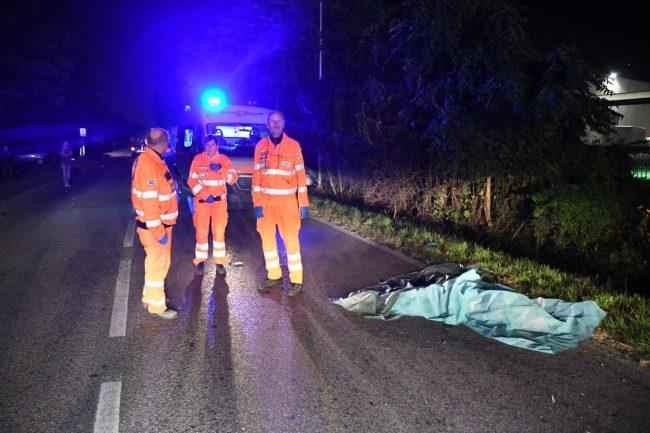 La lite si trasforma in tragedia: uomo investito e ucciso in via Adda, a Monza