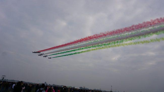 Linate Air Show, lo spettacolo nel cielo di Milano FOTO – VIDEO