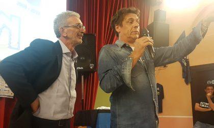 Masate nerazzurra ha festeggiato il decennale con Nicola Berti