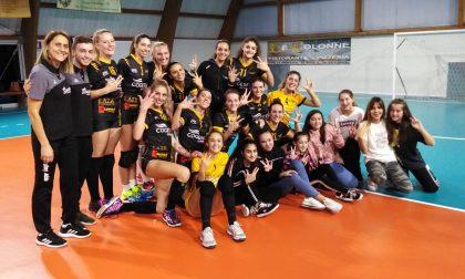 La New volley Adda vince in trasferta a Capergnanica 3 – 0