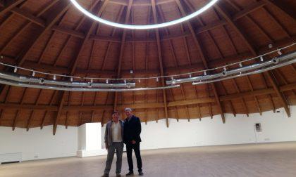 Il palazzetto e l'auditorium di Bussero saranno inaugurati alla festa del paese di ottobre