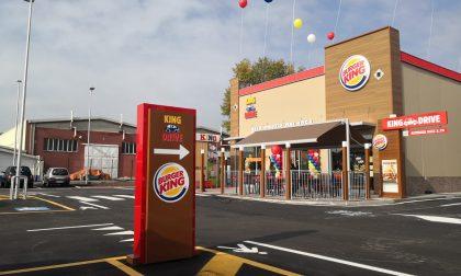 Burger King apre a Cassina de' Pecchi