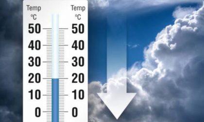 Piogge e temperature in calo nelle prossime 48 ore PREVISIONI METEO