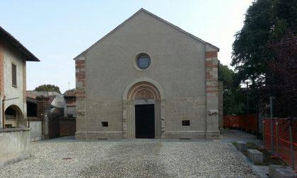 Torna all'antico splendore la chiesa di San Colombano a Vaprio