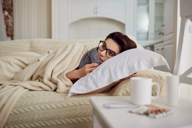 Il virus dell'influenza 2019 corre veloce: già a letto migliaia di persone