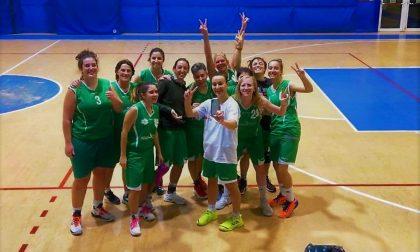 Basket Promozione femminile – Vittoria in sicurezza per il Bettola