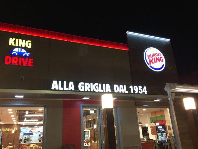 Burger King inaugurato il nuovo locale di Cassina de'Pecchi