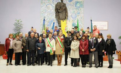 Virgo fidelis in 110 per la festa dei carabinieri a Pioltello