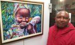 La storia di Andrè, scampato agli orrori della guerra e ai massacri del genocidio grazie all'arte