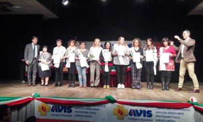 A Cologno Avis in festa tra premiazioni e inaugurazioni