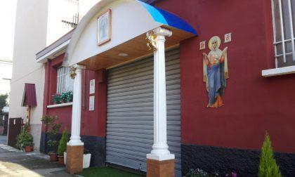 Chiesa abusiva scoperta dalla Polizia Locale
