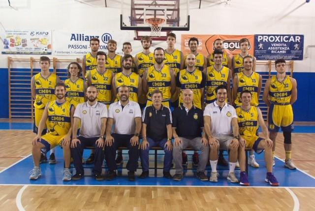 Basket Serie D – Cassina piega la seconda forza del campionato