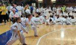 La Gichin Funakoshi karate-do si distingue al trofeo nazionale Kenshin bobo