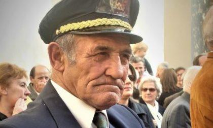 Inzago in lutto per la morte di Franco Pirovano