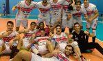 Pallavolo Serie A3 – Primo successo stagionale per i Diavoli Rosa Brugherio