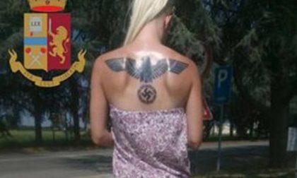 """""""Miss Hitler"""" abita in riva all'Adda: anche lei nel gruppo che voleva costituire un partito neonazista"""