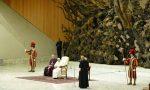 L'abbraccio di Papa Francesco a Fondazione Don Gnocchi