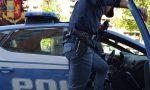 Insegue l'auto della moglie e la sperona: arrestato dalla Polizia