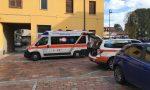 Si sente male durante il funerale ambulanza e automedica a Trezzano Rosa
