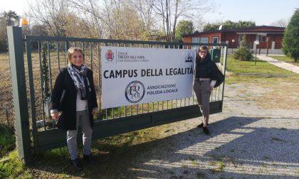 L'assessore regionale ai Servizi sociali in visita a Trezzo