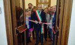 Rinnovata la sala consiliare di Villa Greppi a Cernusco