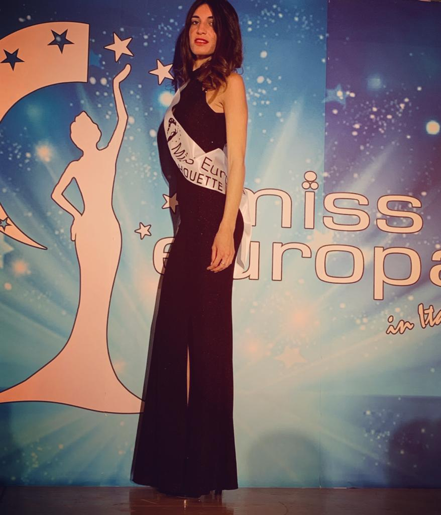 Miss Europa in Italy