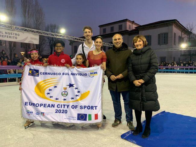Cernusco Città europea dello sport 2020, la cerimonia di apertura FOTO E VIDEO