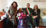 A Cassina de' Pecchi festeggiano i 106 anni di nonna Maria