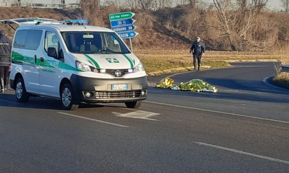 Ciclista investito: incidente mortale sulla Cerca FOTO
