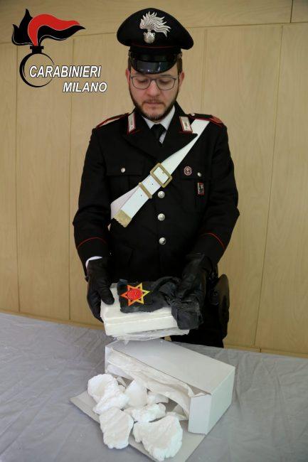 cocaina carabinieri 2